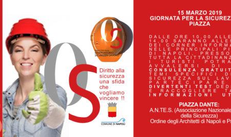 Napoli: Giornata cittadina per la sicurezza sui luoghi di lavoro